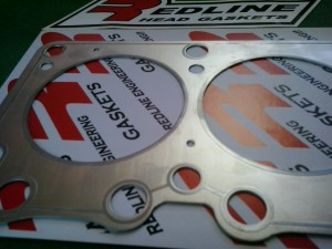 Kent 1600 X-Flow Steel O - Ring gasket