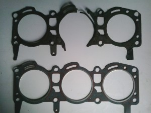 blown cylinder head gasket